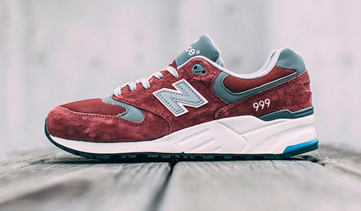 New Balance 999 «Red Clay»