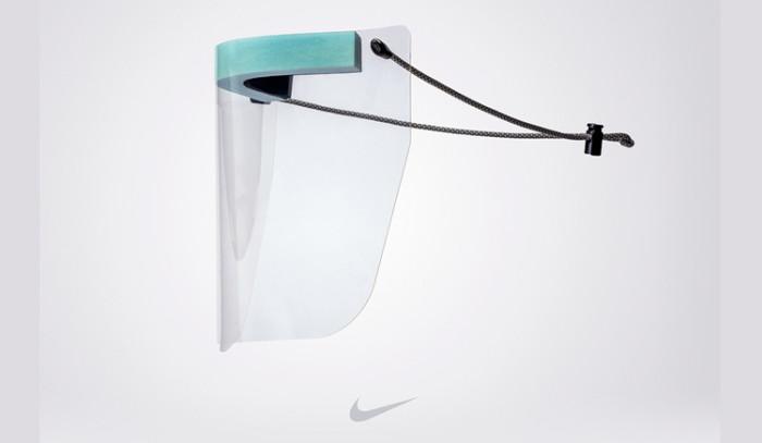 Nike Air Covid 19 Face Shields, los de Oregon desarrollan material de protección