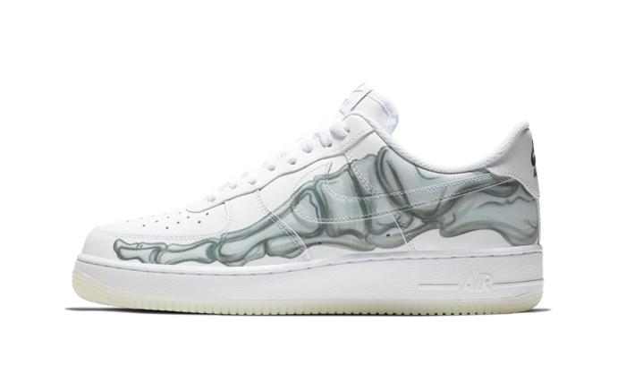 new product 21675 c6383 Dónde comprar las Nike Air Force 1 QS Skeleton