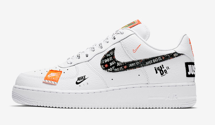 zapatillas nike just do it air force