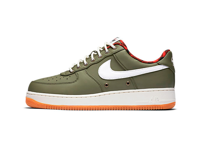 Nike Air Force 1 07 LV8 «Gum Tartan»