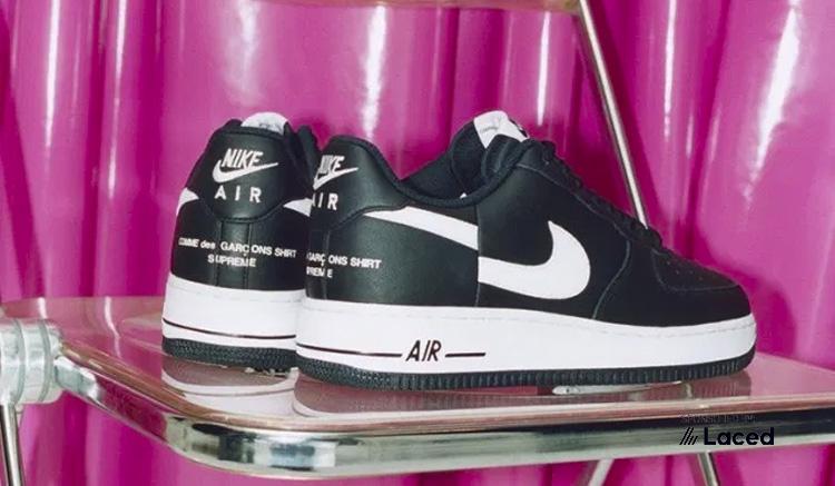 Nike-Air-Force-1-Low-Supreme-COMME-des-GARÇONS-SHIRT