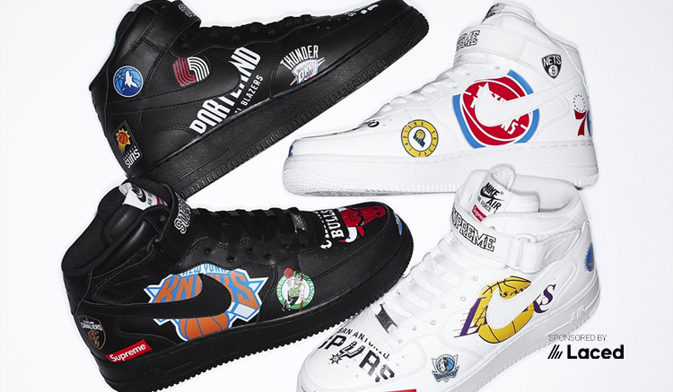 Supreme x Nike