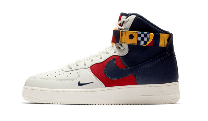 Nike Air Force 1 High Nautical Redux Pack