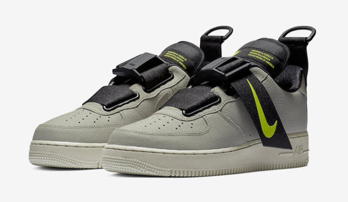 Nuevas Nike Air Force 1 Low Utility Spruce Frog