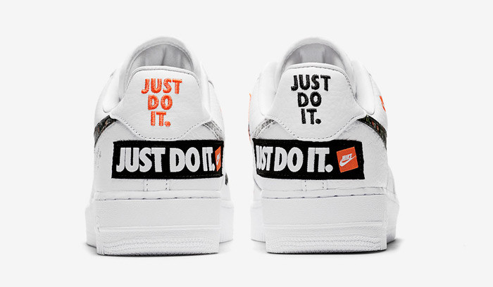 Nuevas Nike Air Force 1 07 Just Do it