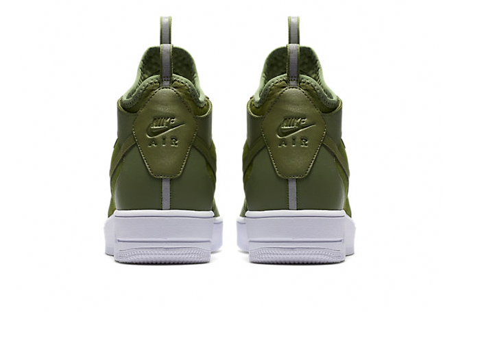 Nike Air Force 1 Ultraforce Mid «Palm Green»