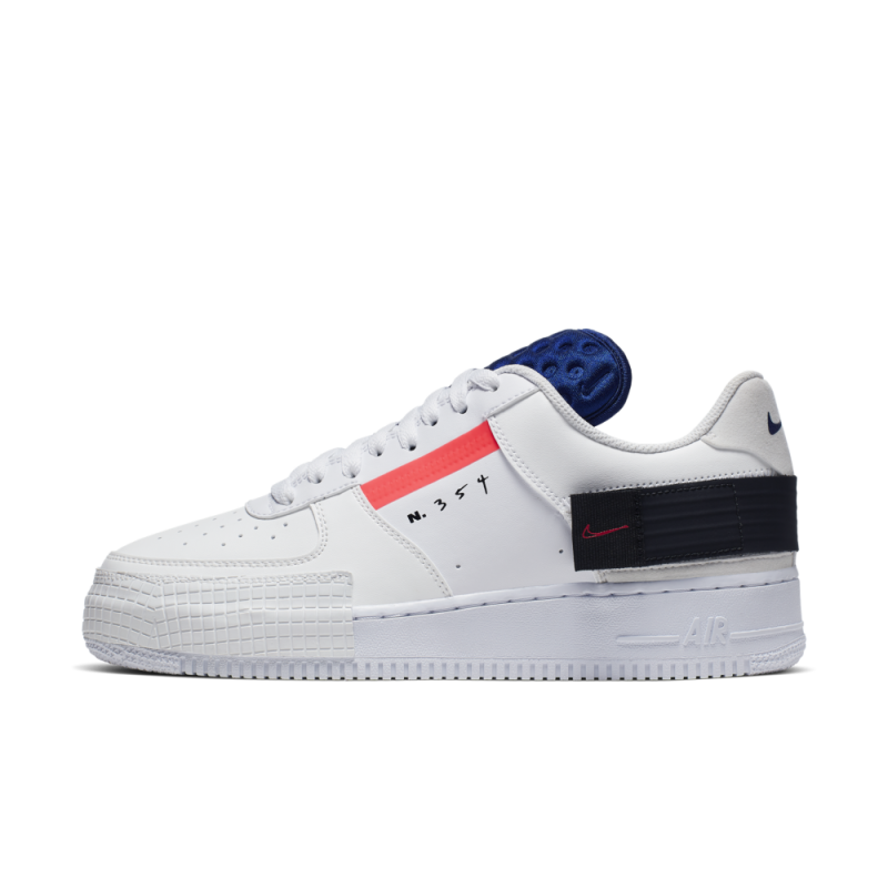 Nike Air Force 1 Low Type Summit White
