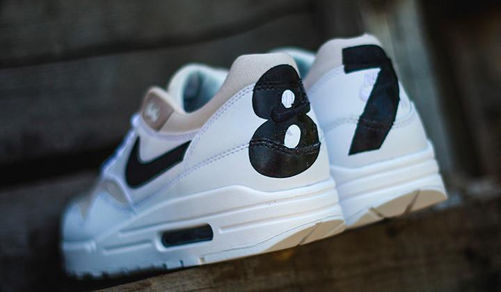Con las Nike Air Max 1 Premium 87 seguro que sabes el año en que salieron las Air Max