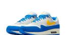 Nike Air Max 1 Signal Blue Yellow