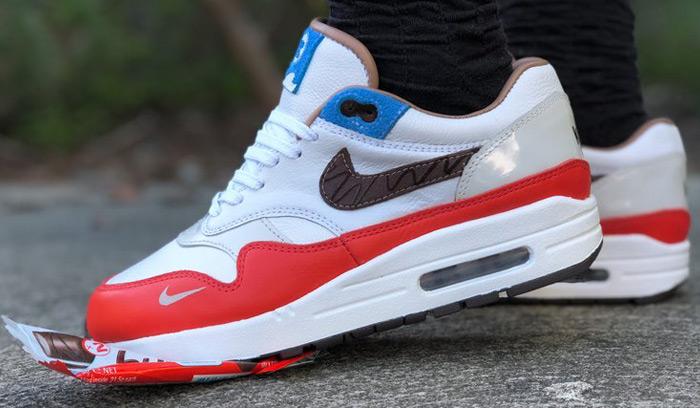 Nike-Air-Max-1-kinder-bueno-on-feet