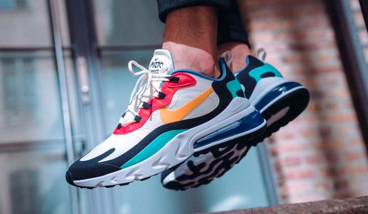 Nike-Air-Max-270-React-on-feet-bauhaus-b