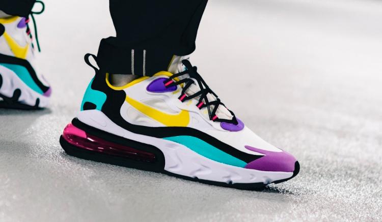 Nike-Air-Max-270-React-on-feet-geometric-b