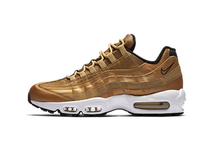 """Nike Air Max 95 Premium QS """"Metallic Gold"""""""