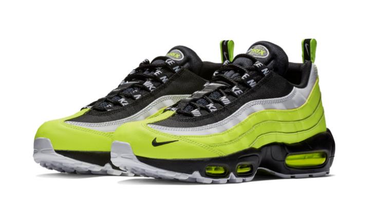 b1c57d5e469 Nuevas Nike Air Max 95 Volt Glow