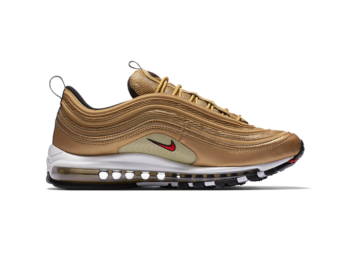 Nike Air Max 97 «Metallic Gold»