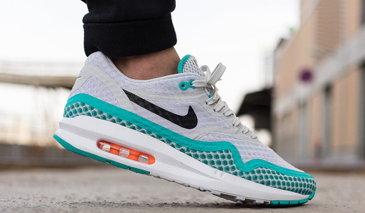 Nike Air Max Lunar1 BR Pure Platinum Black