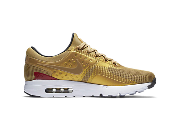 Nike Air Max Zero «Metallic Gold»
