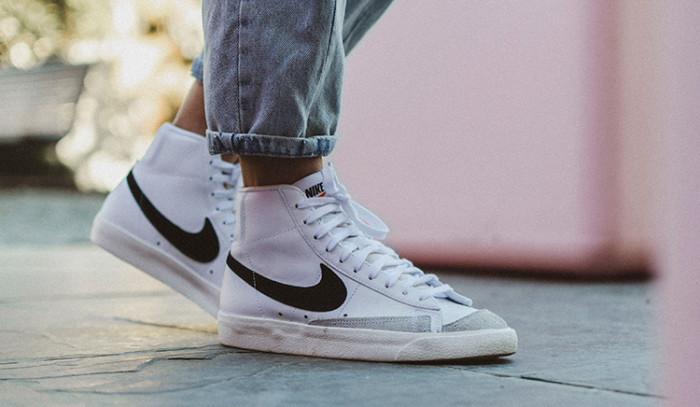Las Nike Blazer mid para chica son las zapas del momento!