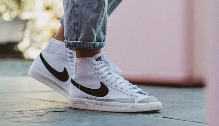 Nike Blazer High para chica