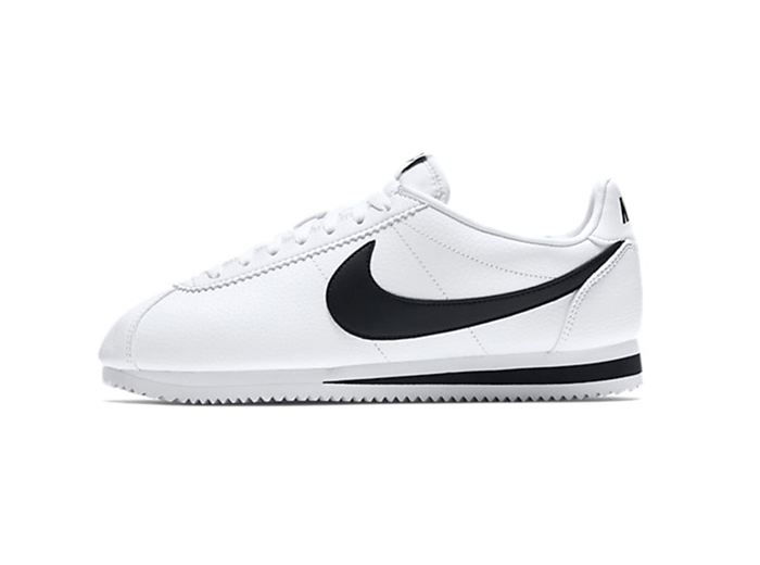 Nike Classic Cortez Leather «White/Black»
