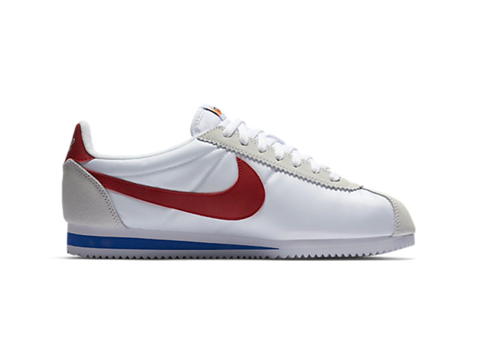 "Nike Classic Cortez Nylon Premium ""White/University Red"""