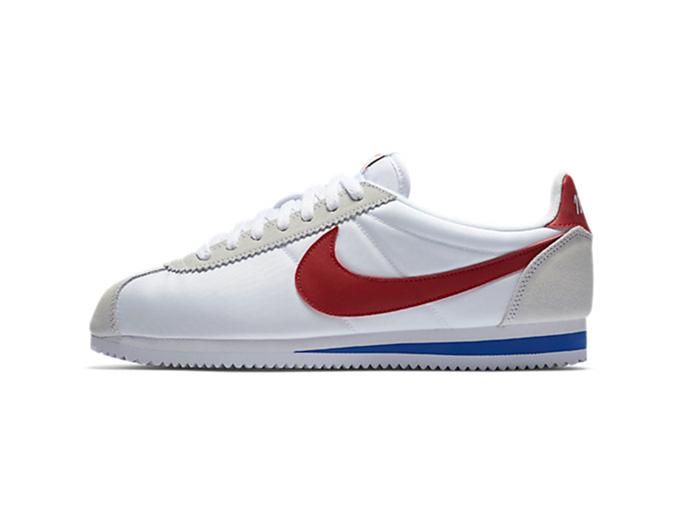 Nike Classic Cortez Nylon Premium «White/University Red»