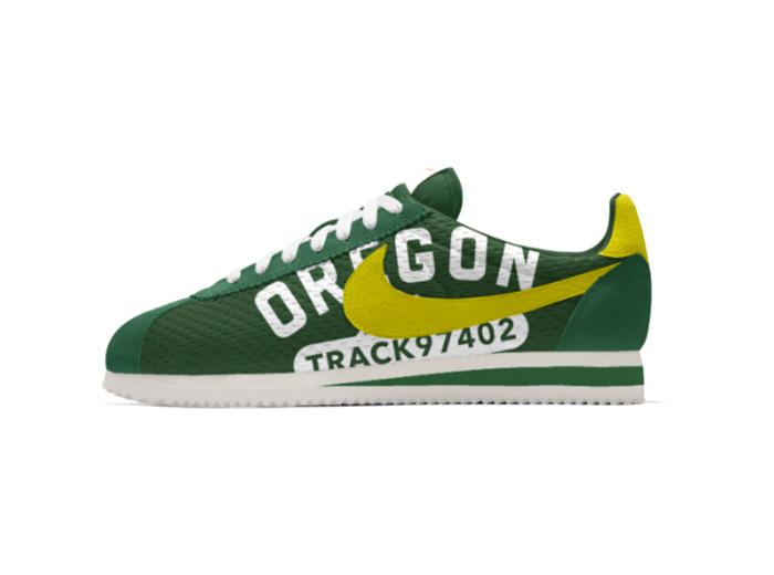 Nike Cortez ID Oregon