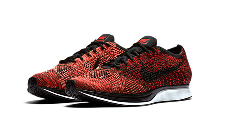 Pilla tus nuevas Nike Flyknit Racer University-Red
