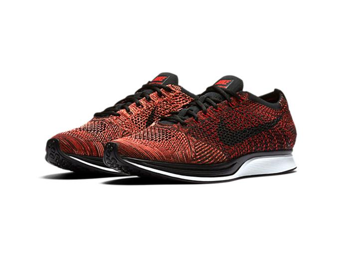 "Nike Flyknit Racer ""University Red"""