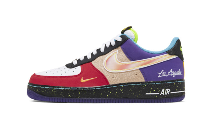 Nike Air Force 1 What The LA