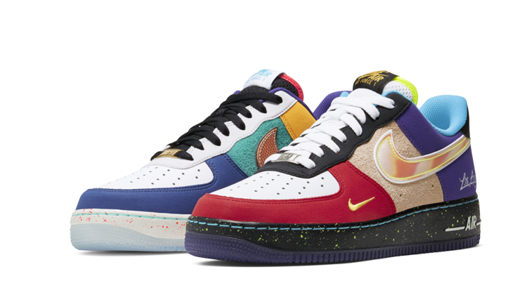 Nike Force 1 What The LA CT1117-100