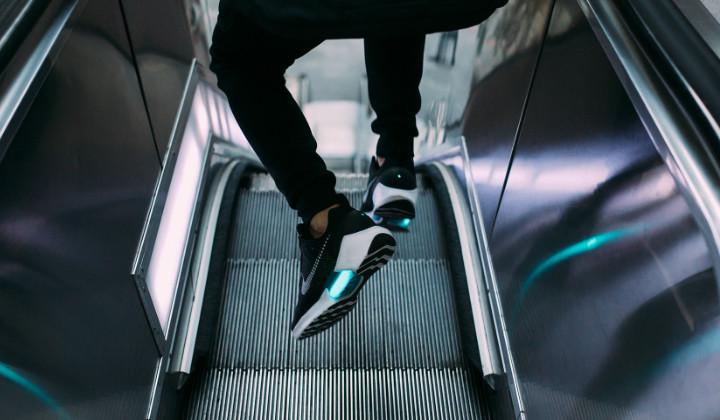 Nike HyperAdapt 1.0 las zapatillas que se atan solas