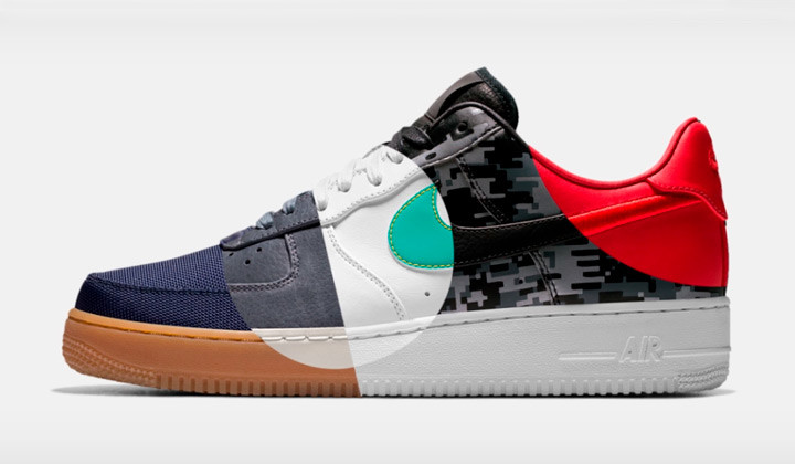 huge discount b1a28 7b5ad ... free shipping nike id air force one city edition d3fdf c8a7c