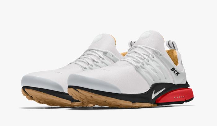 "Nike ID Air Presto ""BCK"" 78c46e18ac497"