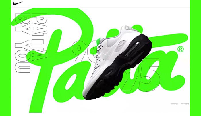 Lanzado el programa de customización Nike x Patta By You
