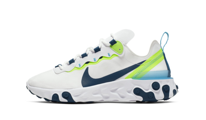 Nike React Element 55 Blancas