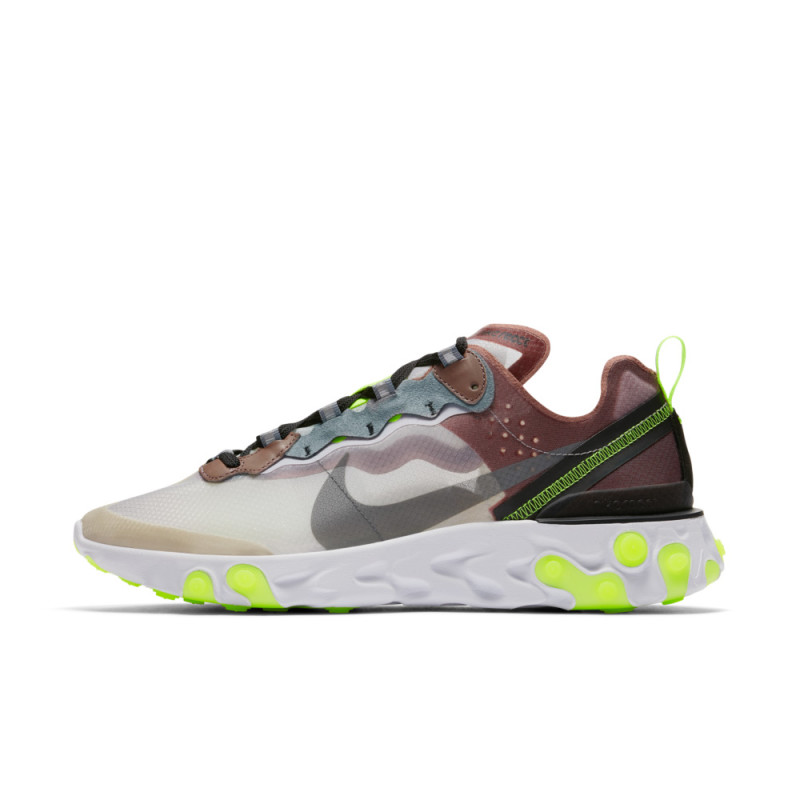 Nike React Element 87 Desert Sand
