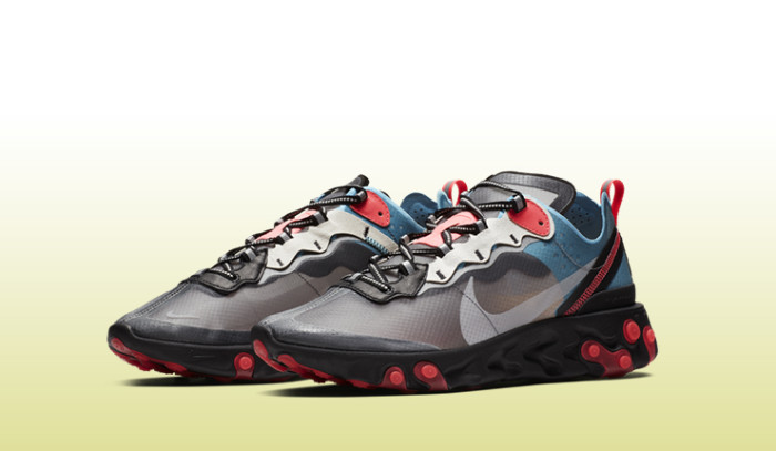 Dónde comprar las Nike React Element 87 Blue Chill/ Solar Red ?