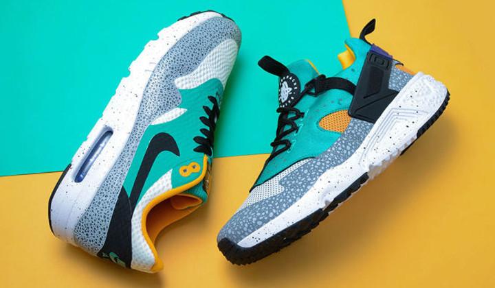 Nike lanzará en primavera de 2016 este Safari Reflective Pack