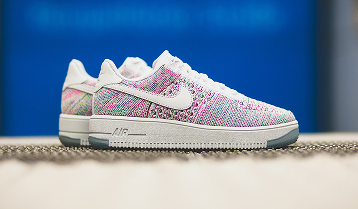 air force 1 flyknit mujer
