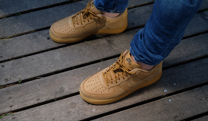 super popular 6ff87 863c8 nike air force 1 07 wheat