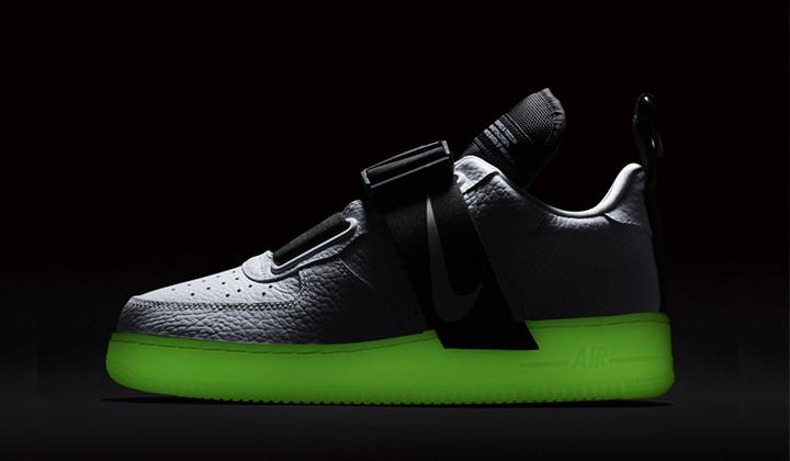 Las Nike Air Force 1 Utility salen el 5 de Octubre
