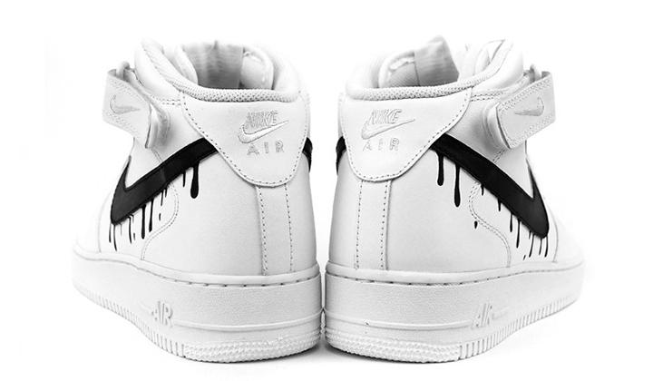 Nike-air-force-one-dripping-swoosh-x-born-originals-trasera