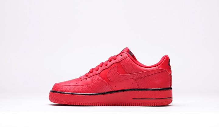 Nike Force 1 Rojas