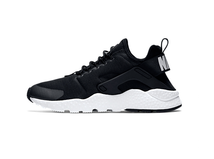 "Nike Air Huarache Ultra ""Black & White"""