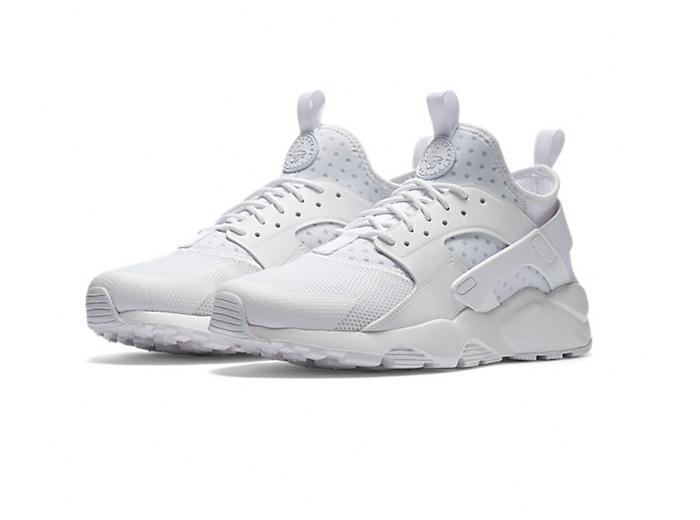 Nike Air Huarache Ultra «Triple White»
