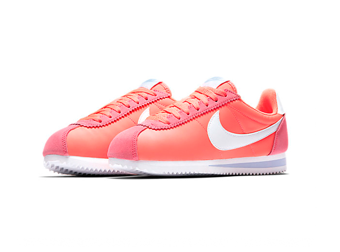 Nike Classic Cortez 15 Nylon «Race Pink»
