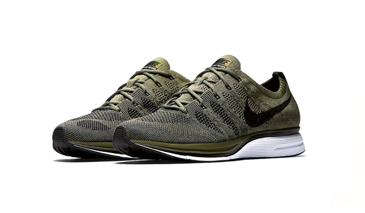 Nike-flyknit-trainer-olive