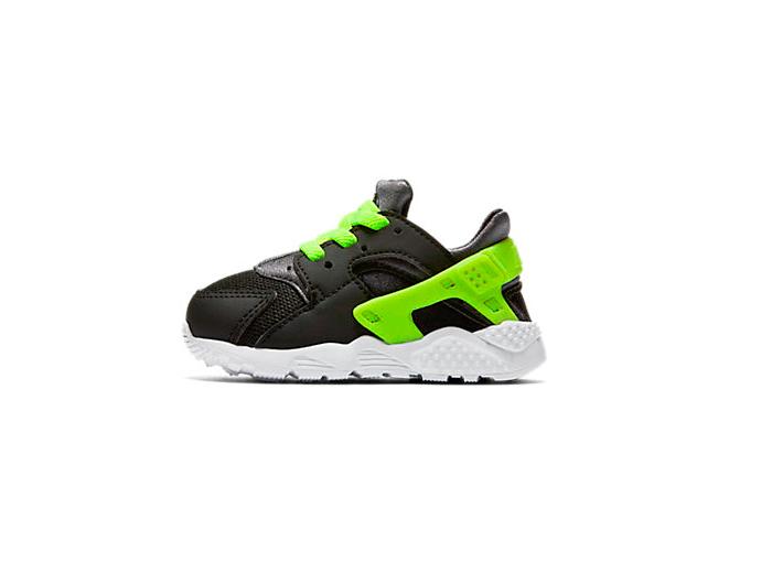 Nike Huarache «Dark Grey Volt»